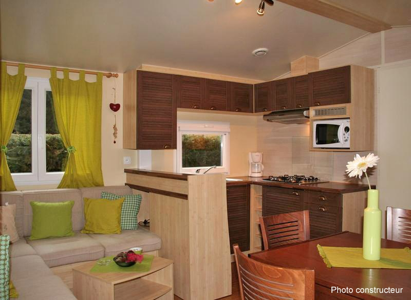 Mobil-home Myrtille