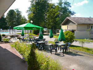 camping location mobil home alsace